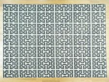 """10'x13'10"""" Hand Woven Flat Weave Durie Kilim Reversible Oriental Rug R35649"""