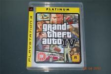 Videojuegos Grand Theft Auto Sony PlayStation 3 PAL