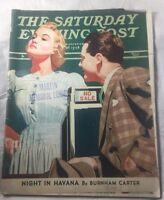 The Saturday Evening Post  May 1939 No Sale  Man Woman