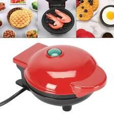 Mini Waffle Maker NonStick Pancake Snack Paninis Machine Kitchen Supplies Baking
