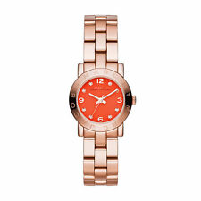 Marc by Marc Jacobs Amy Quartz Analog Red Dial Women's Watch MBM3305
