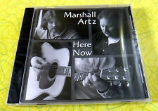 Marshall Artz - Here Now ~ Music CD ~ New Sealed ~ Rare Acoustic Guitar Rock