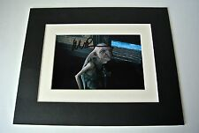 Simon McBurney Signed Autograph 10x8 photo display Harry Potter Film & COA