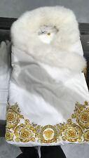 Versace Young Sleeping Bag White Baroque  € 500,00