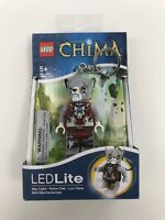 LEGO NEW LIGHT BLUISH GREY WEREWOLF HALLOWEEN LEGENDS OF CHIMA HAT HELMET PIECE