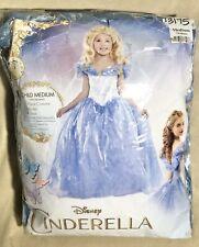 Disney Cinderella Movie Dress- New, Girls Med 8-10, Ballgown, Rare Style, Wow!
