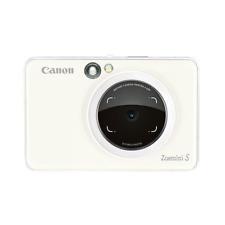 Canon Zoemini S Pocket Instant Camera - Pearl White