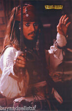 POSTER:MOVIE REPRO: PIRATES OF CARRIBEAN - JOHNNY DEPP - FREE SHIP #2982 RC49  A