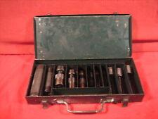 RARE ! Vintage HOZAN Tools Blind Hole Bearing Puller Set No.1100  w/Slide Hammer