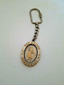 Key Chain Clip New Mexico Kokopelli