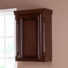 St. Paul 22 in x 26 in x 9 in Over the Toilet Bathroom Storage Wall Cabinet