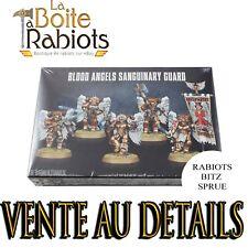 Warhammer 40000 Blood Angels Gardes Sanguiniens Vente aux détails Rabiot Bitz