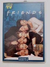 DVD Film Friends Le grandi serie Tv Sorrisi e Canzoni Stagione 3 Episodi 13-18