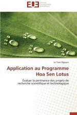 Application Au Programme Hoa Sen Lotus by Nguyen Le Toan (2014, Paperback)