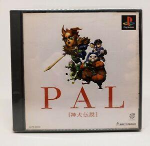 Playstation PS1 - PAL: SHINKEN DENSETSU con Spine Card Version Japon
