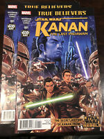 Star Wars Kanan the Last Padawan #1 1st Sabine Wren True Believers