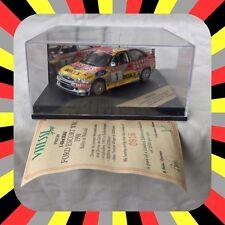 Vitesse 1:43  Ford Escort WRC De Wallonie Rally 1998 Verhoestraete De Canck