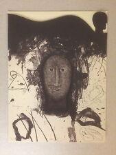 MIMMO PALADINO. Exhibition invitation card, Alan Cristea gallery, 2012