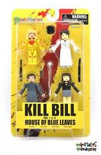 Kill Bill Minimates House of Blue Leaves Box Set (Quentin Tarantino)