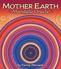 Mother Earth Mandala Oracle Deck USGS New Sealed