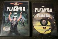 Platoon (DVD, 2000) MGM Out of Print OOP Olive Stone