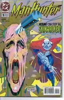 Manhunter 1994 series # 5 near mint comic book