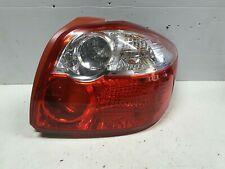 Toyota Corolla Hatchback Rear Right Tail Light ZRE152R 2009 2010 2011 2012