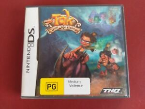 Tak The Great Juju Challenge  Nintendo DS game - complete - free post