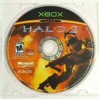 GAME DISC ONLY - Halo 2 - Microsoft Original Xbox - GAME DISC ONLY - Shooter
