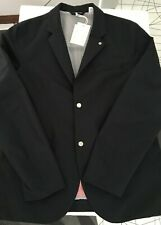 GANT Rugger Tech Blazer Jacket Blazer EU 50 US 40 Navy Wind & Water Repellent