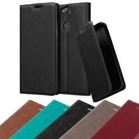 Case for Sony Xperia XA2 PLUS Phone Cover Protective Book Magnetic Wallet