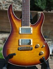 2007 Roger GIFFIN Custom Macro AAA Curly Hard Maple Top Electric Guitar + OHSC