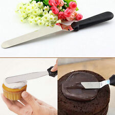 Spatula Smoother Frosting Spreader Fondant Pastry Cake Decorating DIY Tool FE