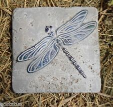 gostatue dragonfly abs plastic tile mold casting mold mould