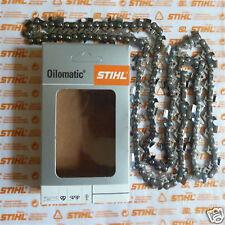 "Genuine Stihl MS291 MS290 MS271 MS270 Chainsaw Chain 18"" 45cm Bar 325"" 74 Track"