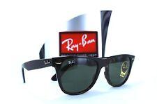 78bec3e5e6 Ray-Ban Wayfarer RB2140 902 Tortoise Clásico/Verde Gafas para sol 54mm no  polarizado