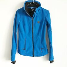 BENCH URBANWEAR Size XS Women's Blue Jacket With Thumbholes