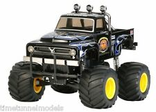 Tamiya 58547 BLACK Midnight Pumpkin Kit RC Kit *WITH* Tamiya ESC Unit Car