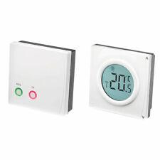 Danfoss RET2000B-RF + RX1S Wireless Electronic Room Thermostat 087N644400