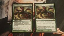 X 2 Hydra Omnivore Commander EDH MTG Magic the Gathering Rare Cards Lot X2