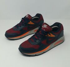 Nike Air Max Men's Correlate Athletic Running Sneaker Shoes Burgubdy SIZE 11