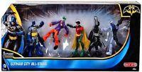 Batman Gotham City All Stars DC Comics 5 Pack Mattel Toy Ages 4+ Boys Girls Gift