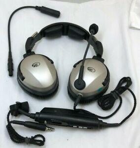 Lightspeed Zulu 3 Aviation Headset !Read!
