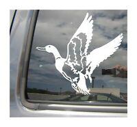 Flying Duck - Hunter Hunting Car Laptop Bumper Window Vinyl Decal Sticker 01270