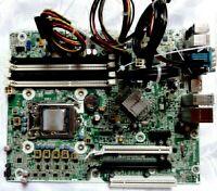 Intel Pentium i5 3570, 4x 3,4 GHz, komplett mit Mot und allen Kühlern sowie 1 J