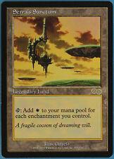 Serra's Sanctum Urza's Saga NM-M Land Rare Reserved List CARD (ID 38867)ABUGames