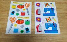 Mrs. Grossman's Scrapbooking Stickers Sewing