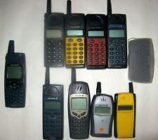 COLLECTION Ericsson mobile phone 10count  - R320s,A1018S,GA628 ,A216s,GF768,T20e