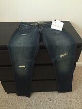DL 1961 SALLY SLIM STRAIGHT JEANS WOMENS 26! NEW! Authentic!
