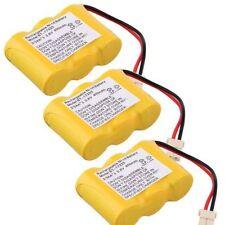 3 x 3.6V 400mAh Ni-CD Cordless Home Phone Battery VTech BT-17333 BT17333 BT 1733